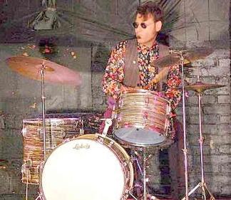 Drummer Vinnie Zummo