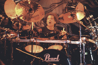 drummer Virgil Donati