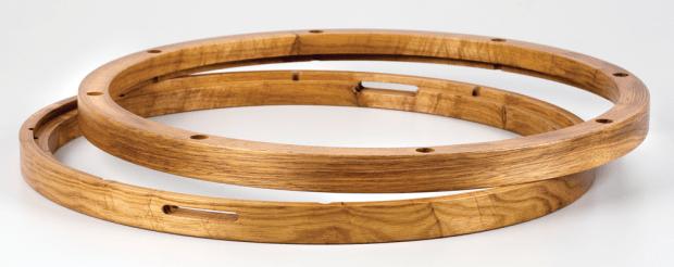 Wood Hoops