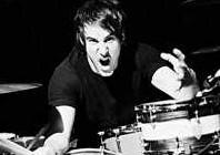 Drummer Zac Farro of Paramore