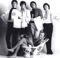 the Zombies (band shot)