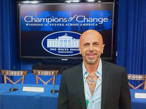 Zoro Receives White House Honor
