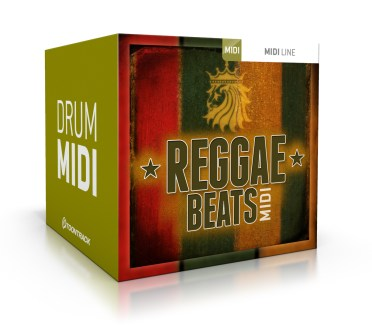 Showroom: Toontrack Reggae EZX for EZdrummer 2