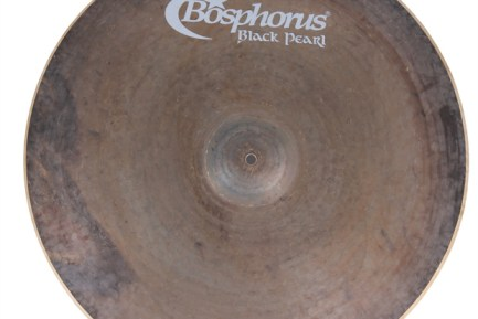 Bosphorus Black Pearl Series Cymbals
