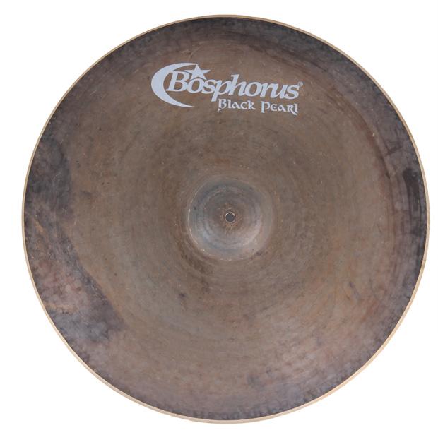 Bosphorus Black Pearl Series Cymbals