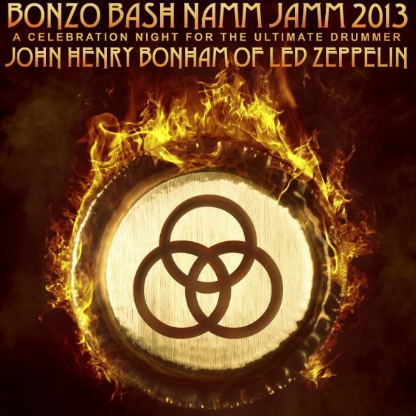 Bonzo Bash NAMM Jamm 2013