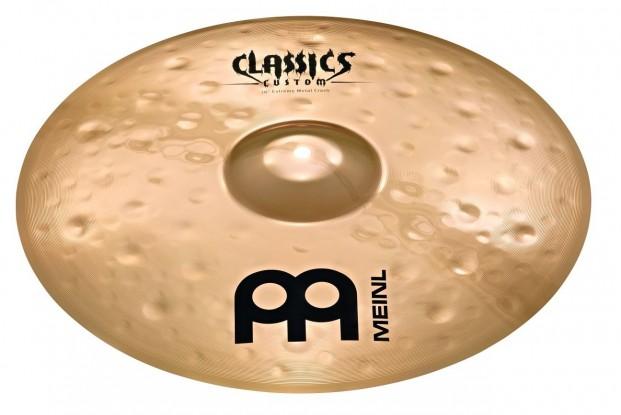 Meinl Classics Custom Extreme Metal Crash Cymbals