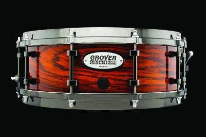 Solid-Cocobolo Grover Pro Custom Snare Drum