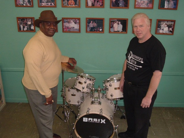 "Bernard ""Pretty"" Purdie Clinic and Concert, June 2, 2013"