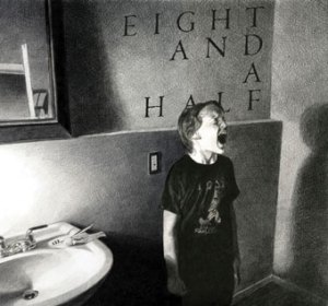 Eight and a Half album cover by Mercedes Helnwein