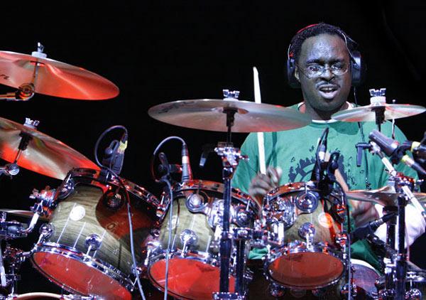 Modern Drummer Pro Panelist Gerald Heyward