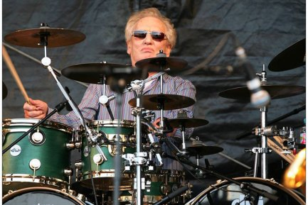 Ginger Baker to Release A Drummer's Tale and Photo Album