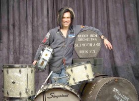 Drummer Gregg Potter