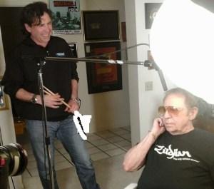 McCarthy and Hal Blaine