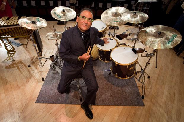 "Horacio ""El Negro"" Hernandez - Smithsonian Celebrates Global Reach of Jazz during Jazz Appreciation Month"