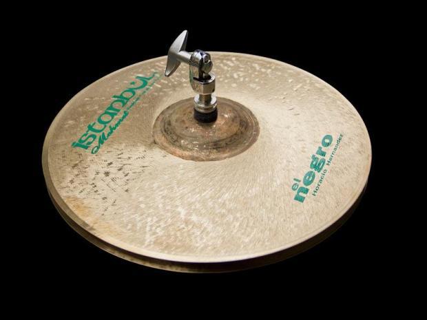 Hi-Hat Istanbul Mehmet Horacio Hernandez Cymbals