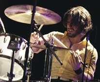 Drummer Ryan Hoyle of Collective Soul
