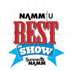 FUNdamentals of Drumming wins Best In Show at Summer NAMM