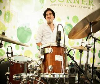 Fork's Drum Closet and Mapex Support Musicians Corner