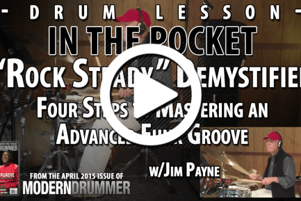 "In the Pocket: ""Rock Steady"" Demystified (VIDEO)"