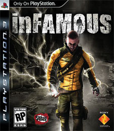 inFAMOUS the video-game