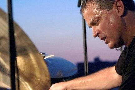 Drummer Karl Latham