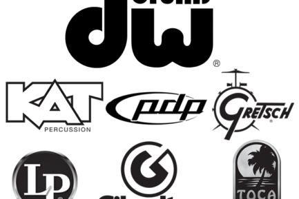 Drum Workshop Purchases Latin Percussion, Toca Percussion, Gretsch Drums, Gibraltar Hardware, and KAT Percussion from Fender's KMC Subsidiary
