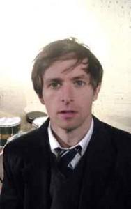 Drummer Matt Barrick of the Walkmen
