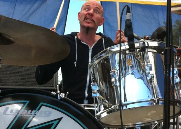 Ace Frehley Drummer Matt Starr