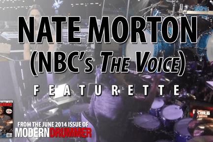VIDEO - Nate Morton of NBC's the Voice Behind the Scenes Featurette
