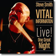 Steve Smith and Vital Information UK & European Dates Announced