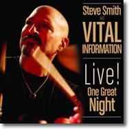 Steve Smith and Vital Information UK & European Dates Announced