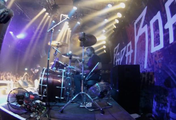 Papa Roach's Tony Palermo