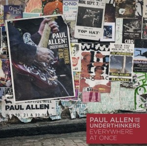 Paul Allen and the Underthinkers Everywhere at Once