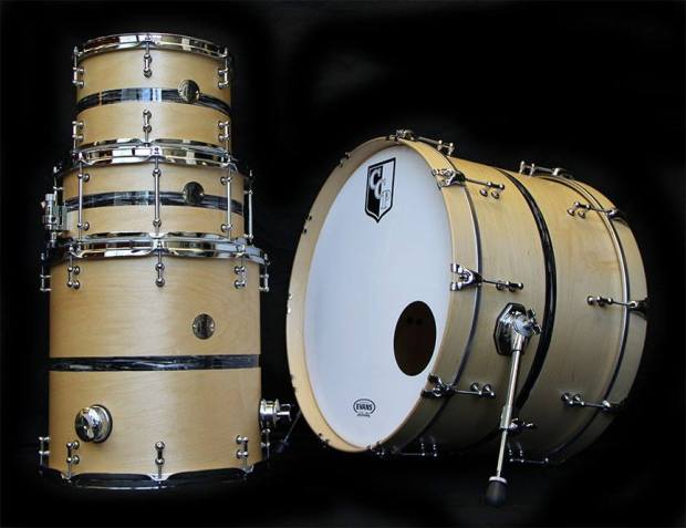 """Chicago Custom Percussion Offers a """"Package Deal"""" Through Guitar Center"""