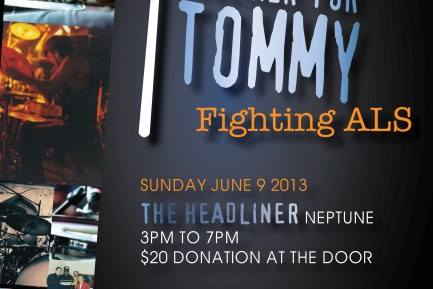 Together For Tommy, Fighting Against ALS Benefit Concert