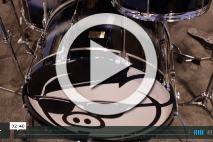 Pork Pie at NAMM 2015 (VIDEO)