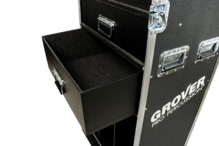 Grover Pro's is Now Offering Percussion Road Cases!