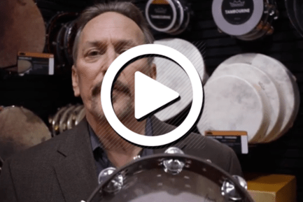 Remo at NAMM 2015 (VIDEO)