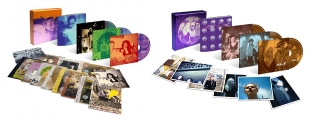 smashing pumpkins deluxe record sets