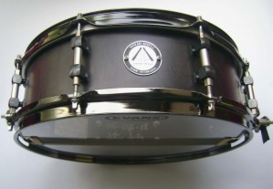 Antonio True Solid maple snare