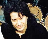 Drummer Michael Cartellone