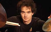drummer Virgil Donatidrummer Virgil Donati