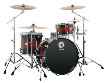 Yamaha Rock Tour 4-pc drum set