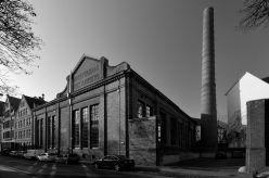 Hannover-Linden, Wurstfabrik Ahrberg (Bild: Hartmut Möller)