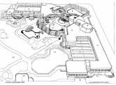 Berlin-Friedrichshain, Sport- und Erholungszentrum (Bildquelle: Berlin und seine Bauten, 1997, S. 103)