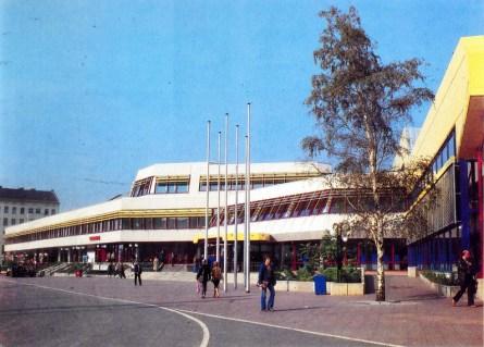 Berlin-Friedrichshain, Sport- und Erholungszentrum (Bildquelle: Hochtief-Nachhrichten 1982, 3, S. 49)