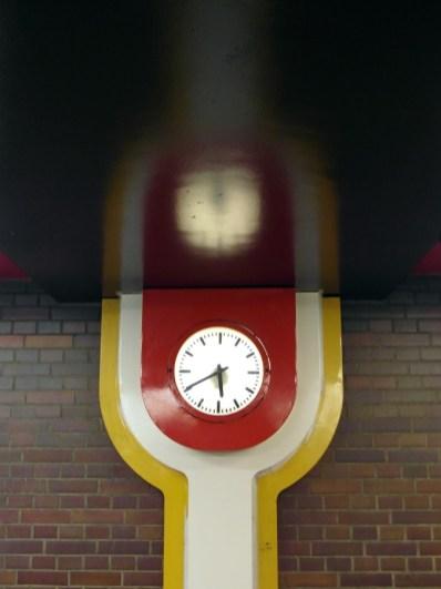 Berlin, U-Bahnhof Rohrdamm (Bild: Ingolf, CC BY SA 2.0)