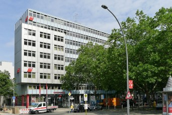 Berlin, DGB-Haus, 2017 (Bild: Uli Borgert)