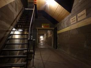 Berlin, Luftschutzanlage, U-Bahnhof Gesundbrunnen, Eingangsbereich, heute Berliner-Unterwelten-Museum (Bild: Frieder Salm)